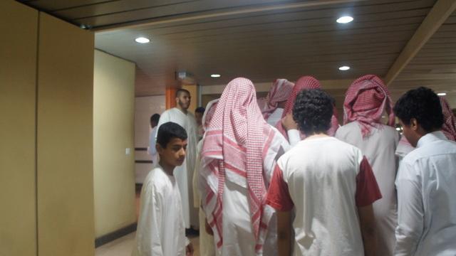 زيارة مطبعة الملك فهد رحمه الله للقرآن الكريم