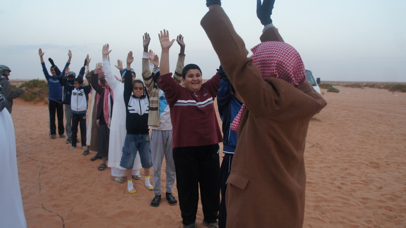 تمارين الصباح لنشاط وتدفئة الطلاب