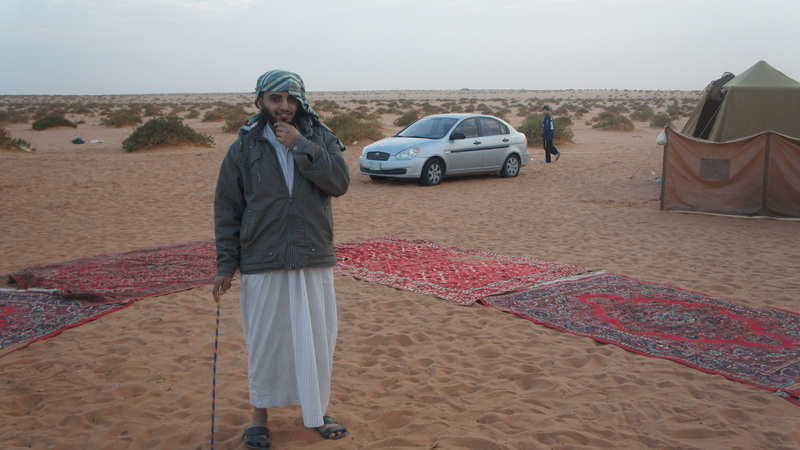 مدير الحلقات الاستاذ محمد القرني